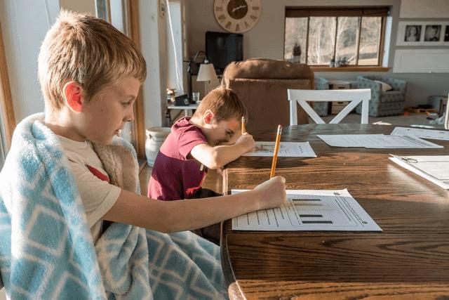 Vacanze natalizie e compiti per casa da fare