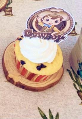 Muffin per la tua festa a tema cowboy