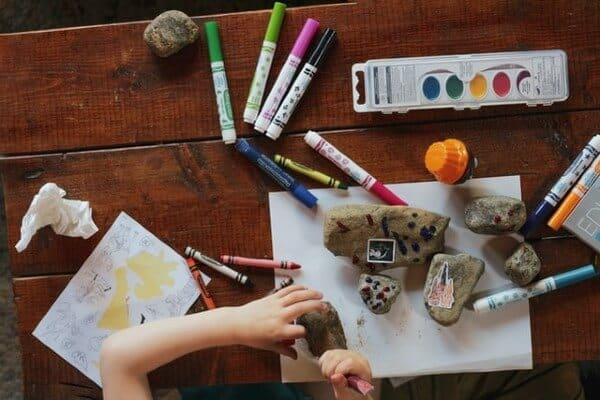 Lavoretti creativi da fare in casa con i bambini