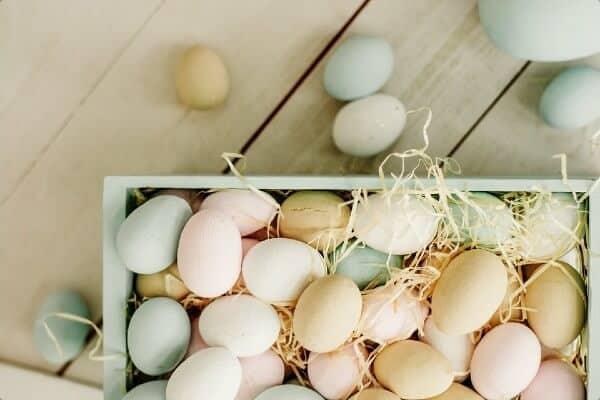 Uova di Pasqua: consigli per la tua caccia al tesoro
